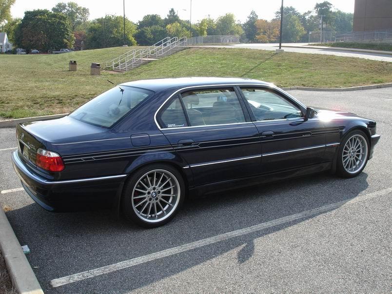 BMW E38 Club - BMW 750 2001