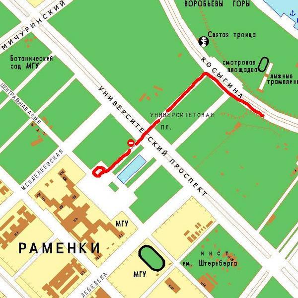 Встречи братских Клубов БМВ каждый четверг с 18:00 и до упора у МГУ.  Приезжать обязательно.  Вот карта.